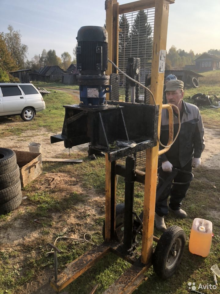 Drilling rig  89200792417 buy 1