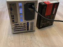 Компактный быстрый мощный i5-3330/8gb/SSD/HDD/RX55