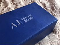 Мoкасины Armani jeans