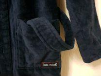 Банный велюровый халат на 2-4 года