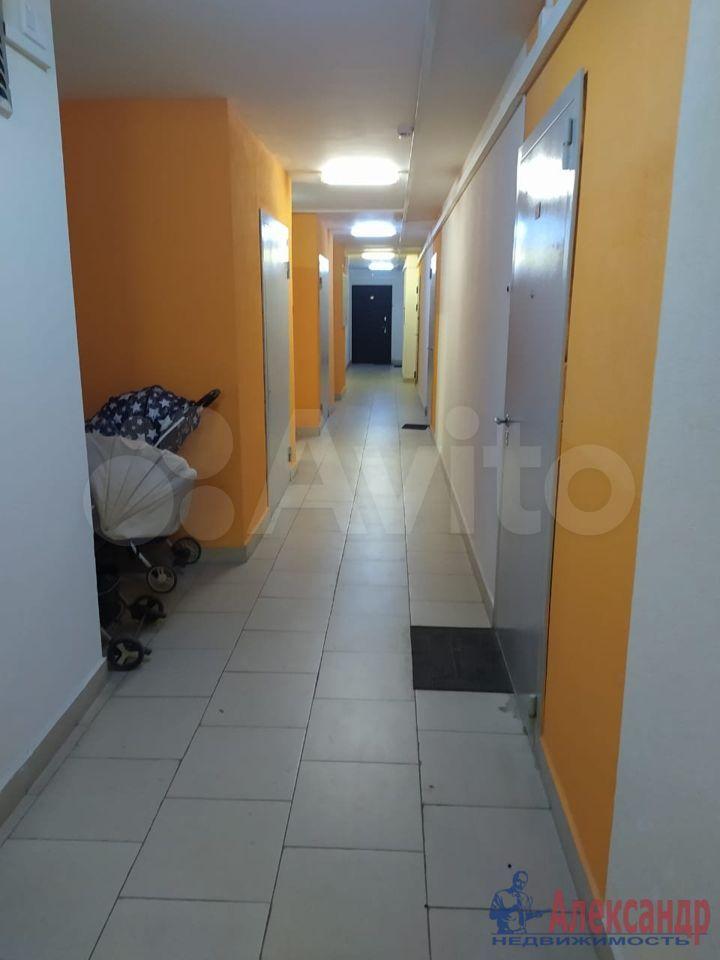 Квартира-студия, 28 м², 10/27 эт.  89587853995 купить 4