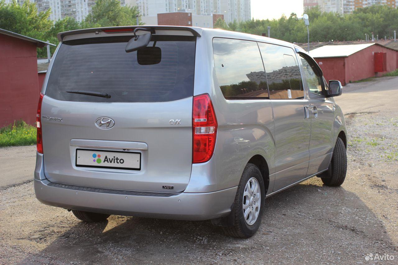 Hyundai Grand Starex, 2012  89164967273 купить 5