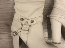 Сапоги натуральная кожа — Одежда, обувь, аксессуары в Санкт-Петербурге