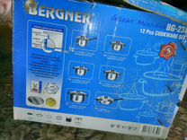 Новый набор посуды Bergner