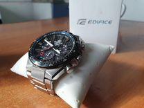 Часы Casio Edifice efs s520 sapphire
