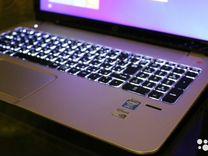 HP 17-j016sr /Intel i7-4702MQ/ GeForce GT 750M