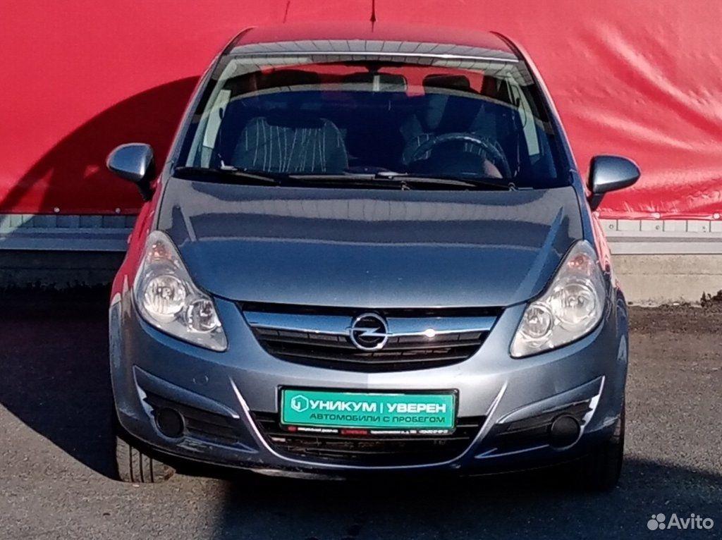 Opel Corsa, 2008  83432716808 купить 7