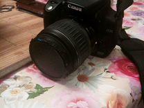 Фотоаппарат canon 350d как новый