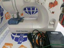 Швейная машина Leader RedCat