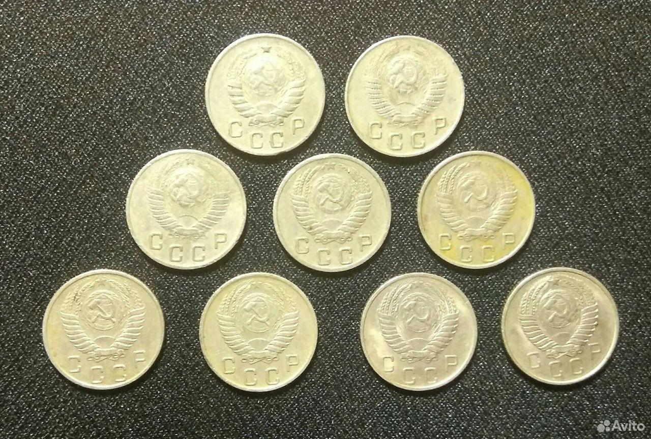 Погодовка монет СССР до 1961 года  89044237533 купить 2