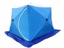 Палатка стэк Куб 3 Лонг трёхслойная