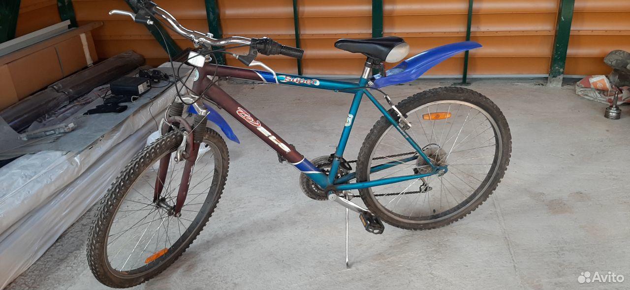 Super Wels подростковый горный велосипед  89217077743 купить 1
