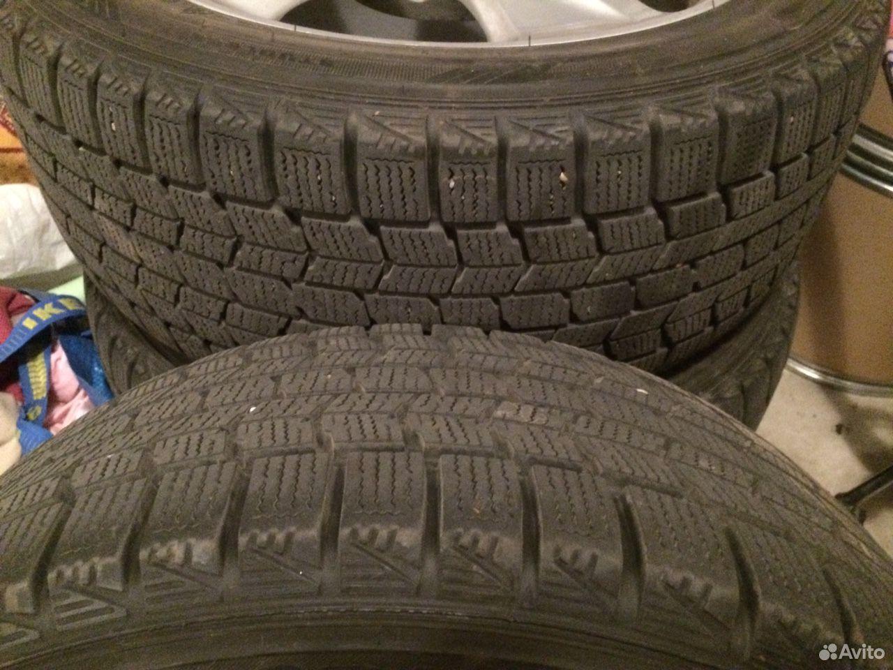 Зимние шины Dunlop Graspic DS3 225 50 r17  89066444959 купить 4