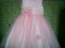 Платье праздничное на рост от 86 до 98см