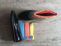 Сапоги Lacoste, 39,5 лимитированная коллекция — Одежда, обувь, аксессуары в Самаре