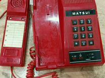 Радиотелефоны бу, аон,телефон Matsui