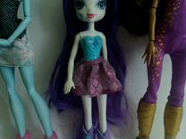Куклы Monster high и My little pony Equestria girl