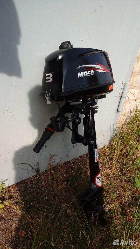 Лодочный мотор Hidea 3.0