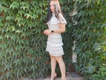 Платье self portait