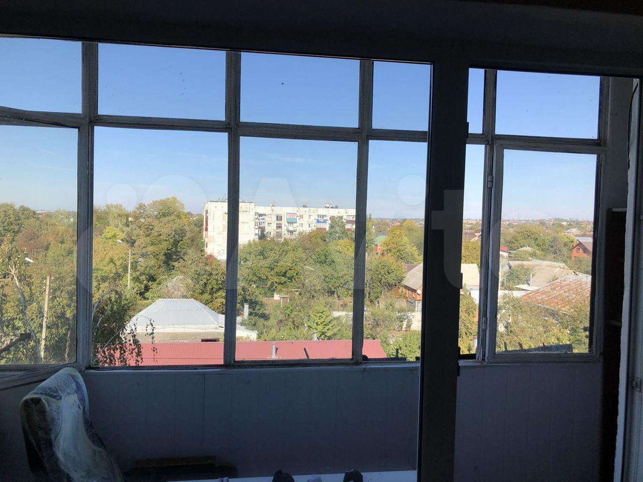 1-Zimmer-Wohnung, 34 m2, 5/5 FL.