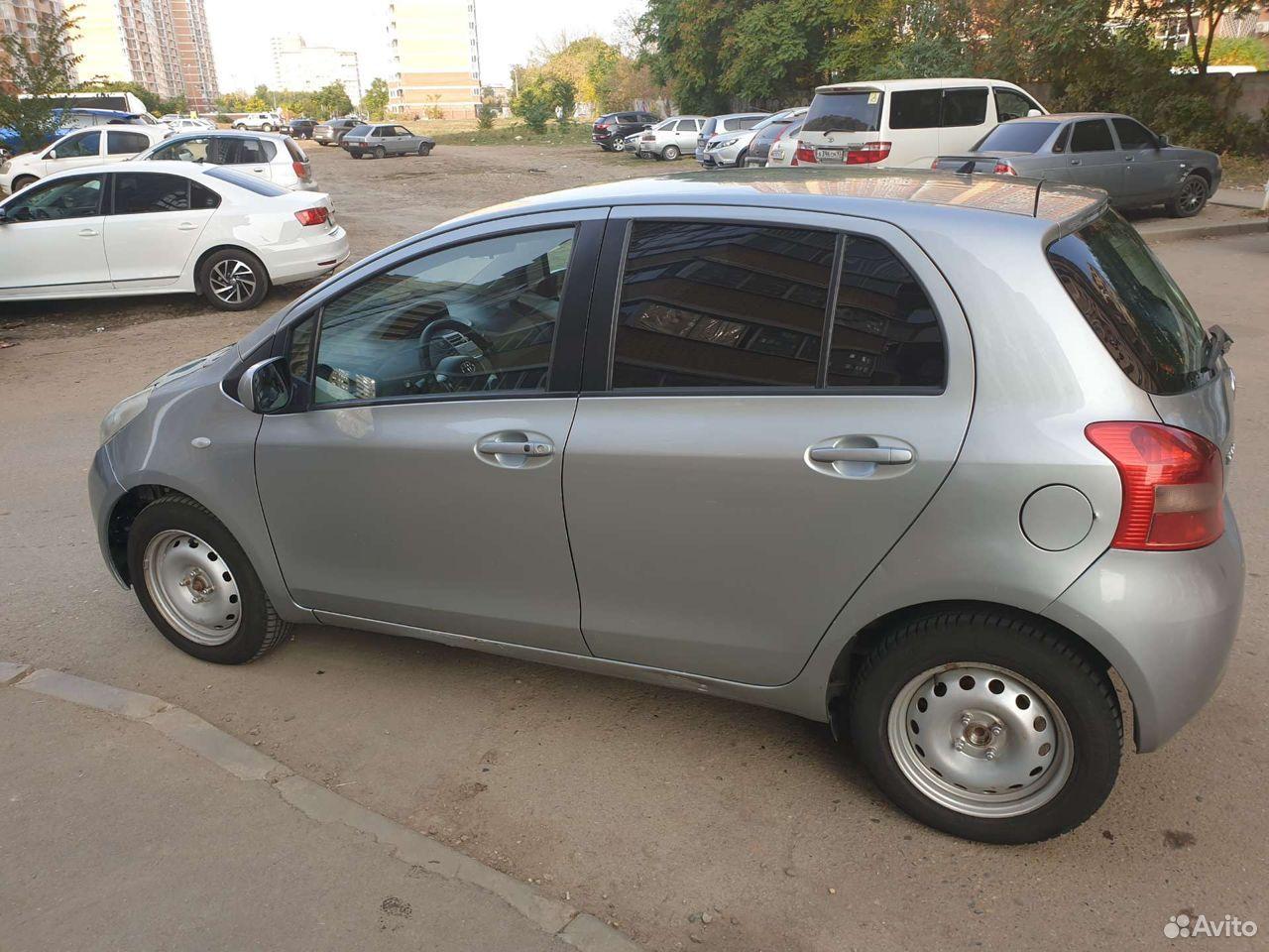 Toyota Yaris, 2007  89883531601 купить 2