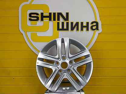 Один диск Kia R16 j6.5 5*114.3 et50 Dia67.1