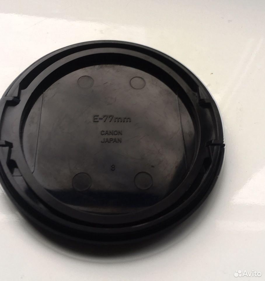 Крышка объектива Canon ultrasonic 77 mm