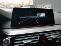 NBT EVO на BMW 5 G30 с установкой