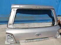 Крышка багажника Тойота ленд Крузер 200