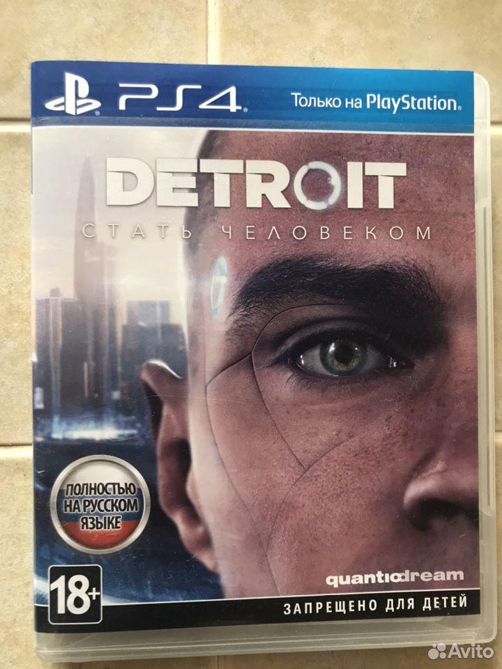 Detroit: Стать человеком PlayStation 4  89525635588 купить 1
