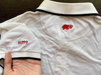 Футболка поло Hippo