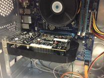 Игровой i3 c GTX 1050ti 4gb под 1155 соккет