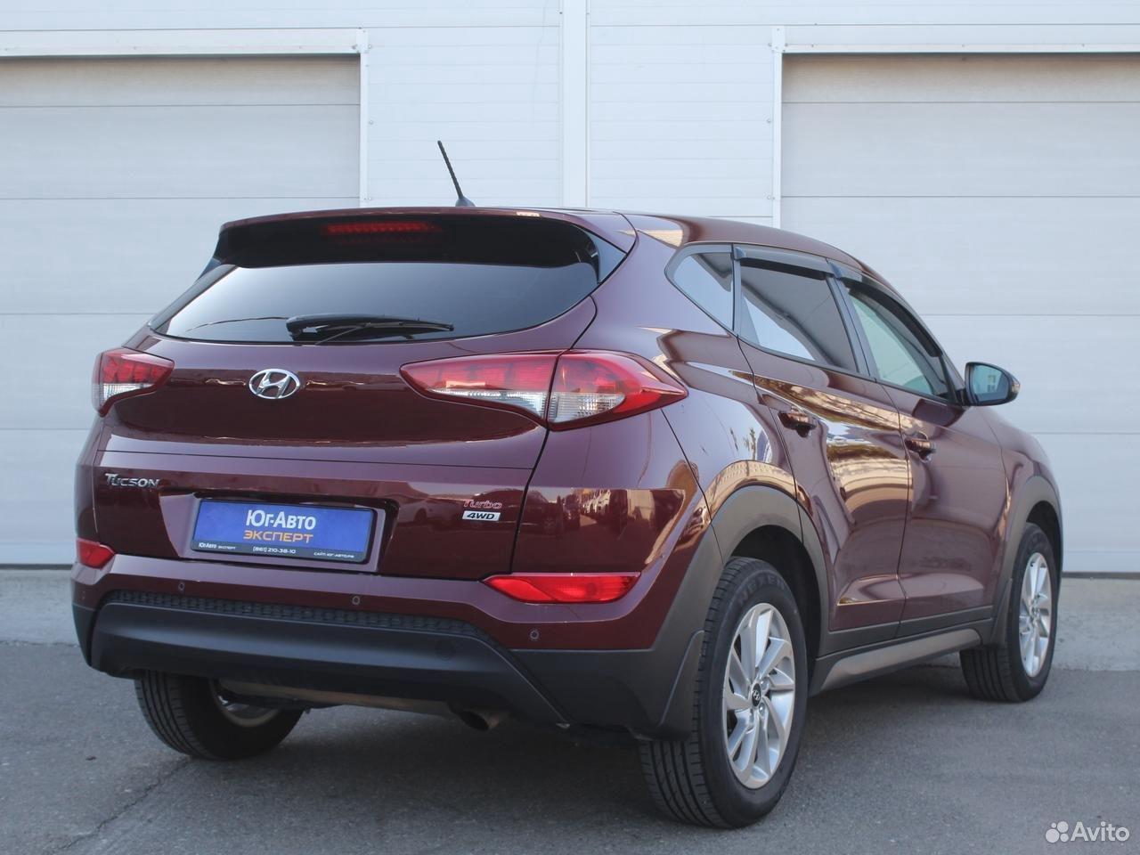Hyundai Tucson, 2015  88612441252 купить 2