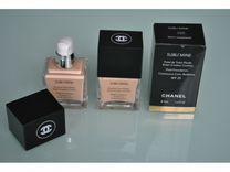 Тональный крем Chanel Subli'Mine