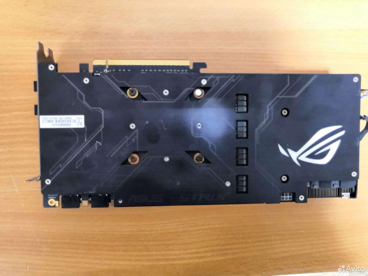 Видеокарта Strix-GTX1080  89091867660 купить 3