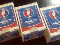 Panini Блоки Евро 2016
