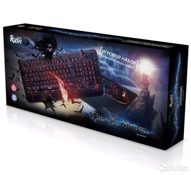 Игровой набор Smartbuy Rush Thunderstorm  89176539024 купить 1
