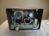 Радиоприёмник ламповый Р.З.,работает,состояниере