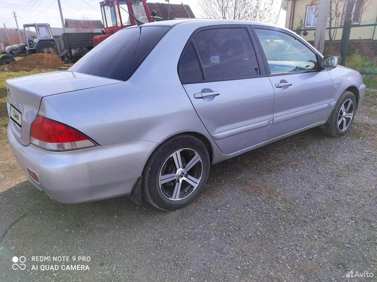 Mitsubishi Lancer, 2007  89656463482 kaufen 7