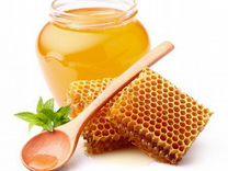 Продаётся натуральный мед со своей пасеки