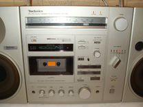 Магнитола Technics SA-C06 и магнитола Sony CFD-330