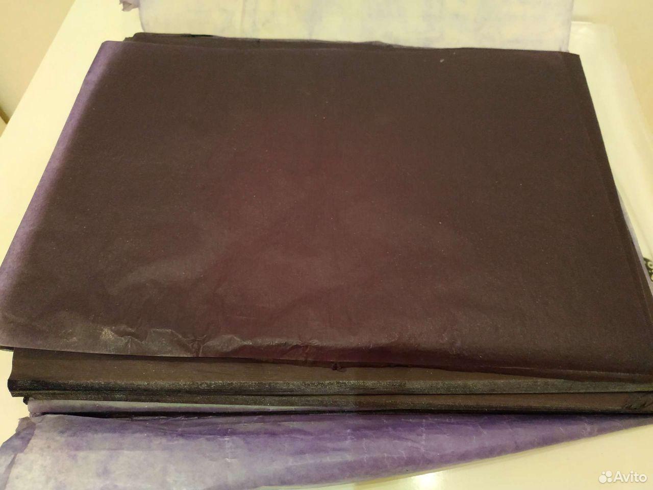 Бумага копировальная, А4 (фиолетовая)