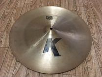 Zildjian China K 17''