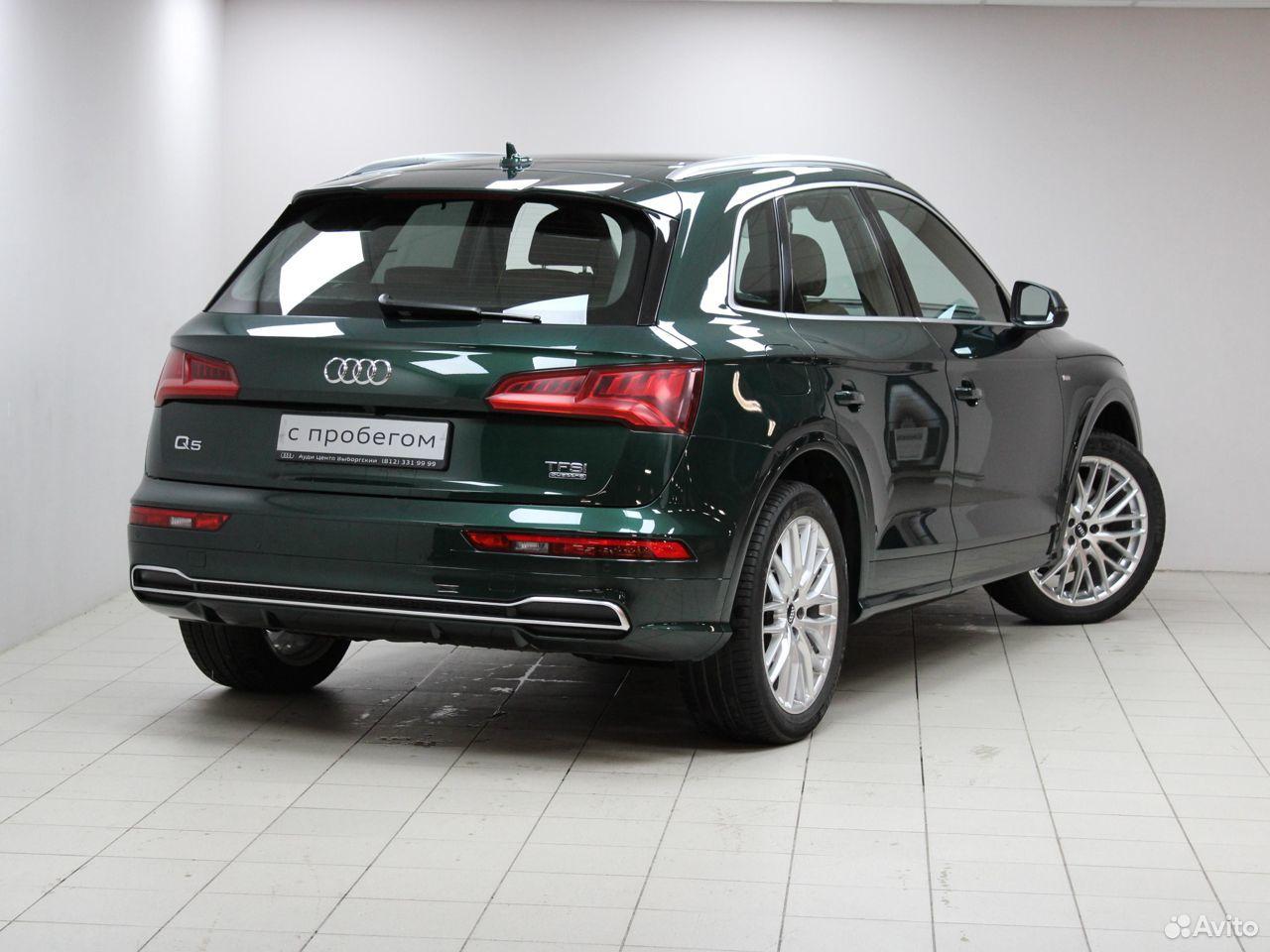Audi Q5, 2017  88129217412 купить 2