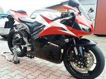 Honda cbr 600 RR разбор