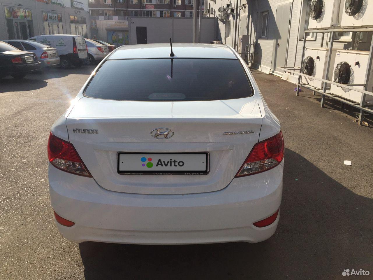Hyundai Solaris, 2014  89189516554 купить 9
