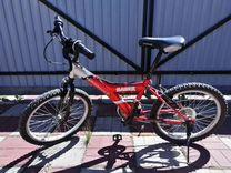 Детский велосипед Novatrack Racer