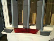 Накладки на двери и крышку багажника ваз-2115