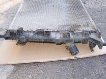 Радиатор охлаждения Мазда 3