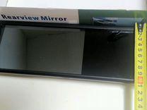 Автомобильное зеркало с монитором